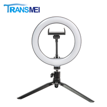 8 inch Selfie Ring Light with Tripod TM-08MB1