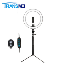 10 inch Selfie Ring Light with Tripod TM-10PDS2